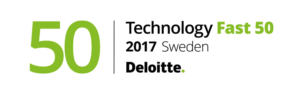 Trialbee ranked as one of Sweden's fastest growing companies