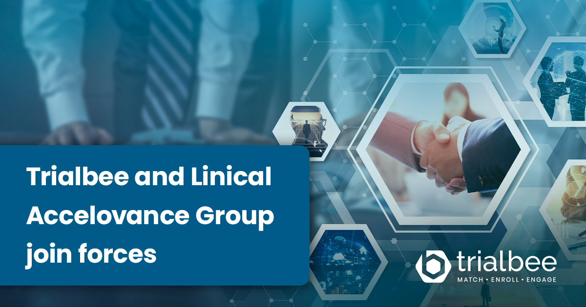 Outsourcing-Pharma: Trialbee and Linical partner for patient-centric trial recruitment
