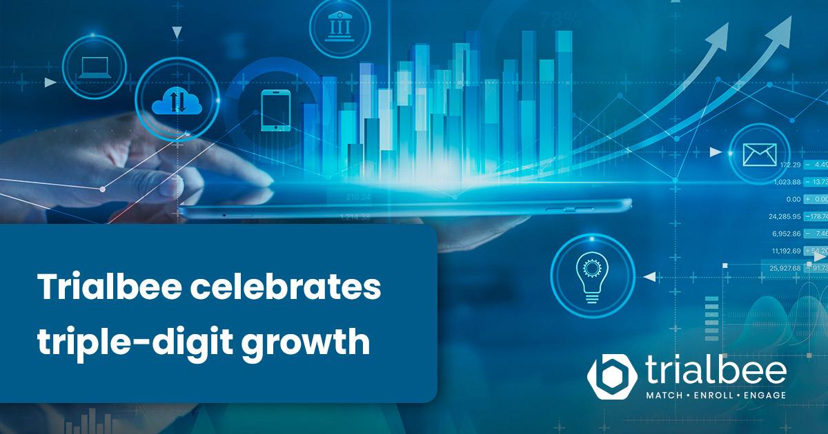 TMCnet: Trialbee Celebrates Triple Digit Growth Year over Year
