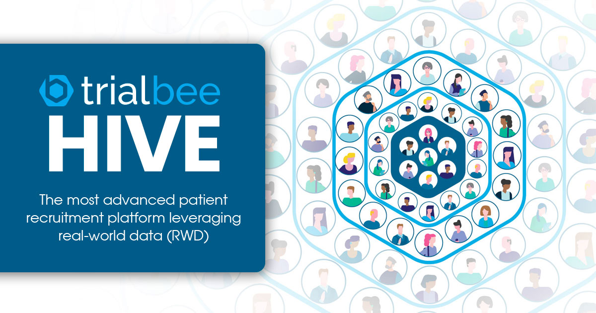 Trialbee Announces the Release of HIVE, the Smartest Way to Leverage Real-World Data in Patient Recruitment