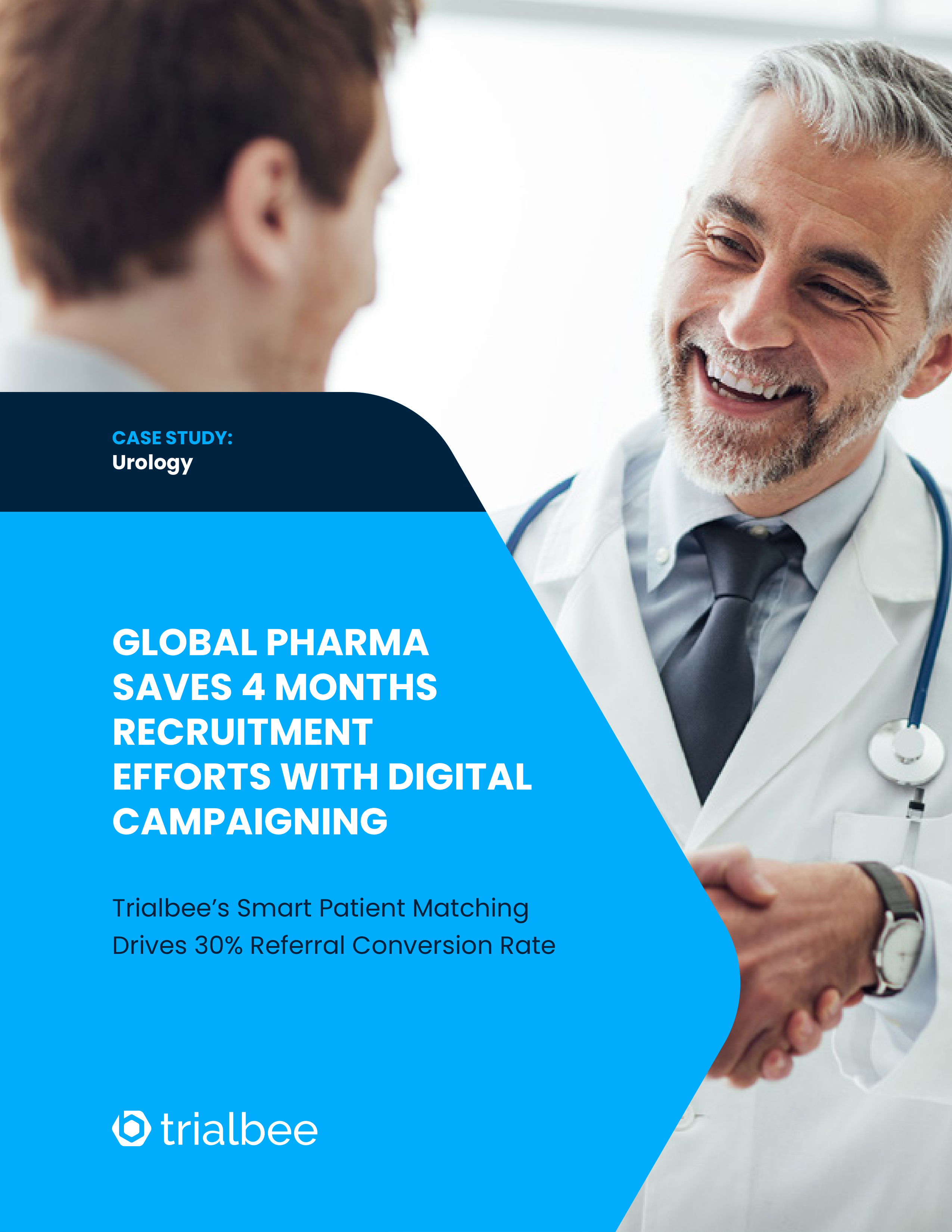 Global Pharma Saves 4 Months Recruitment Efforts with Digital Campaigning