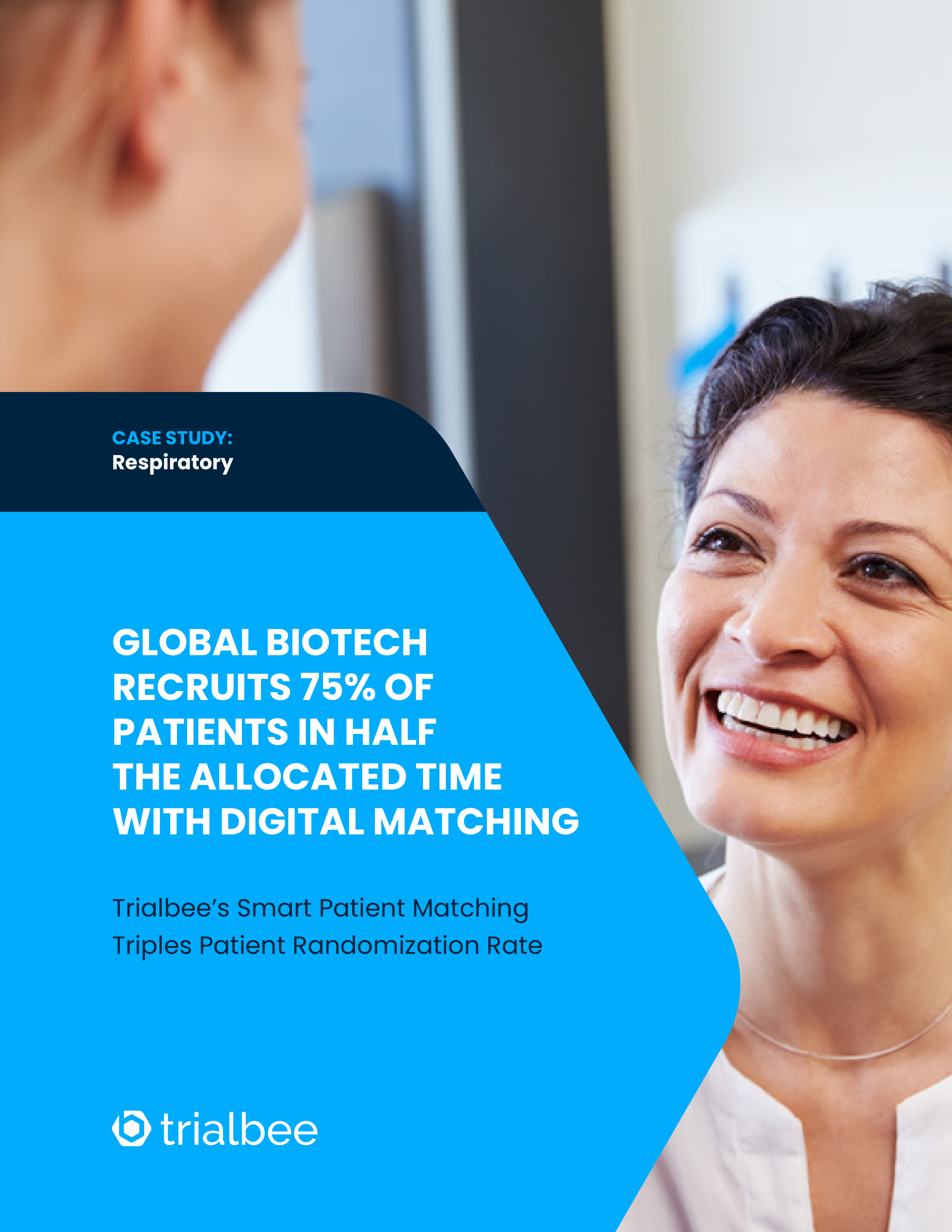 Global Biotech Recruits 75% of Patients in Half the Allocated Time with Digital Matching